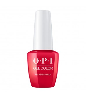 Red Heads Ahead|OPI|VERNIS Semi Permanent|15ml
