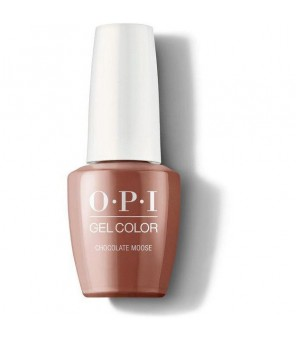 OPi gelcolor semi permanent Chocolate Moose GCL89