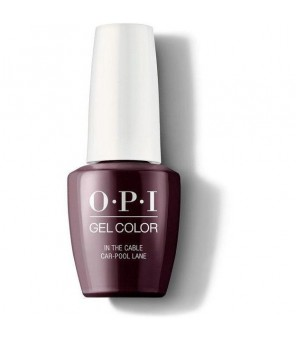 In the Cable Car-pool Lane | OPI | GELCOLOR | SEMI PERMANENT