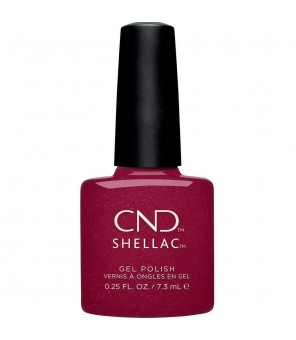 Shellac Rebellious Ruby   7.3ml | CND |Shellac Chrystal Alchemy|