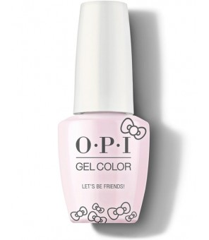 LET'S BE FRIENDS   | HELLO KITTY | GelColor | Opi
