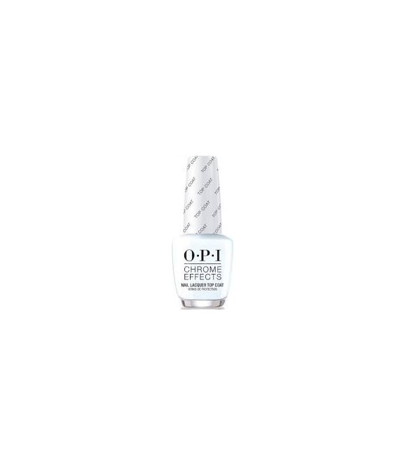 OPI Chrome Effects No-Cleanse VERNIS Top Coat | OPI