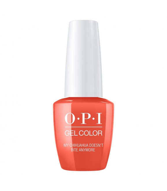 OPI Gelcolor My Chihuahua Doesn't Bite Anymore 15ml GCM89
