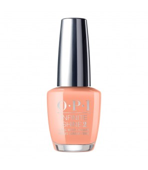 OPI Infinite Shine Coral-Ing Your Spirit Animal 15ml ISLM88 | Mexico City
