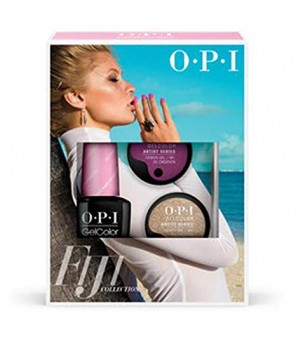 Getting Nadi On My Honeymoon GelColor | OPI | Art Kit