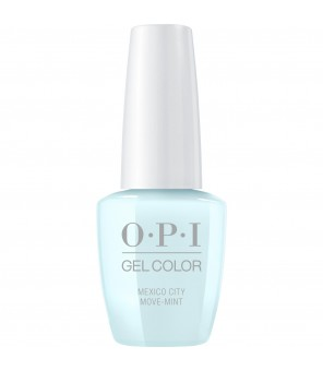 OPI Gelcolor Mexico City Move-mint 15ml GCM83 | Mexico City