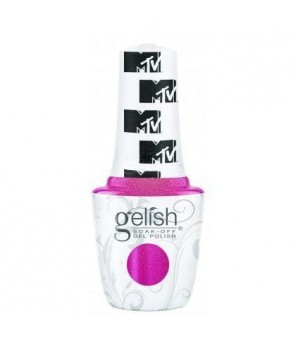 Live Out Loud 15ml  Harmony Gelish  MTV Switch on color