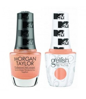 Gelish & Morgan Taylor Combo - Super Fandom