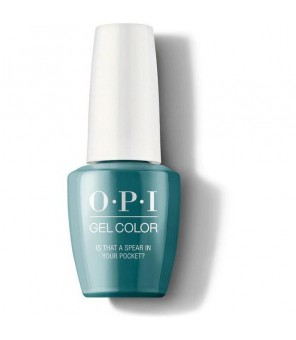 Is That a Spear in Your Pocket? | OPI | GelColor