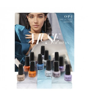 OPI Vernis á ongles , 12 Pieces  | OPI | Muse of Milan
