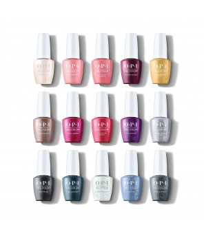Collection Shine Bright 15 pieces 15ml | OPI | GelColor| Shine Bright |