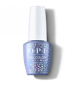Bling It On! 15ml | OPI | GelColor| Shine Bright | HPM14