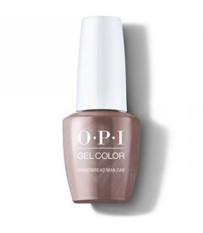 Gingerbread Man Can 15ml | OPI | GelColor| Shine Bright | HPM06