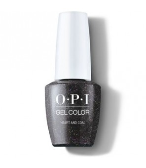 Heart and Coal 15ml | OPI | GelColor| Shine Bright | HPM12