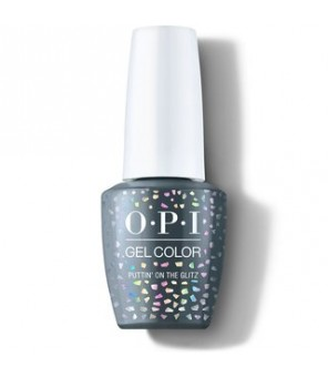 Puttin' on the Glitz 15ml | OPI | GelColor| Shine Bright | HPM15