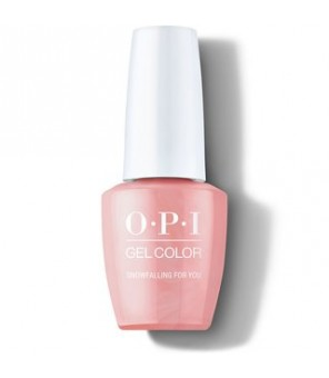 Snowfalling for You 15ml | OPI | GelColor| Shine Bright | HPM02