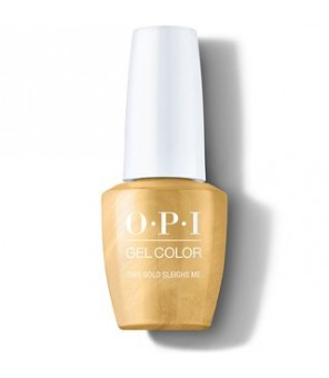 This Gold Sleighs Me 15ml | OPI | GelColor| Shine Bright | HPM05