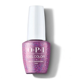 Multi-Dimensional Diva  15ml | OPI | GelColor| High Definition Glitters |GCE04