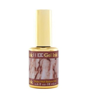DND - DC Ink - Brown 18ml | Marbre | Semi Permanent