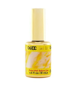 DND - DC Ink - Yellow- Jaune 18ml | Marbre | Semi Permanent