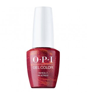 I'm Really an Actress 15ml | OPI | GelColor| HOLLYWOOD |GCH010 SEMI PERMANENT