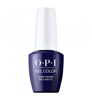 Award for Best Nails goes to… 15ml | OPI | GelColor| HOLLYWOOD |GCH09