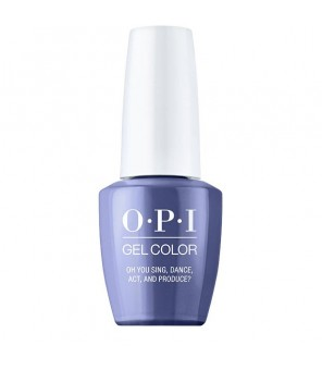 Oh You Sing, Dance, Act and Produce?  15ml | OPI | GelColor| HOLLYWOOD |GCH08