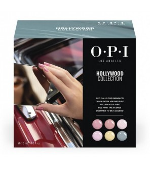 Add on kit1 6 pieces 15ml | OPI | GelColor| Hollywood |