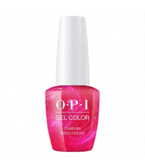 STAWBERRY WAVES FOREVER 15ML SEMI PERMANENT GELCOLOR | OPI MALIBU