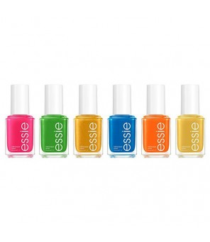 Essie Tangerine Tease Summer Trend 2021 Collection 6pcs
