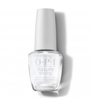 Finition Top Coat 15ML | Vernis A Ongles Vegan | OPI Nature Strong