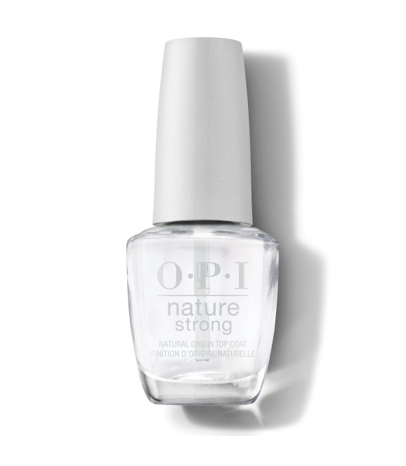 Finition Top Coat 15ML   Vernis A Ongles Vegan   OPI Nature Strong
