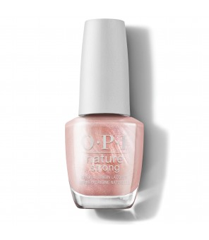 Intentions Are Rose Gold 15ML | Vernis A Ongles Vegan | OPI Nature Strong