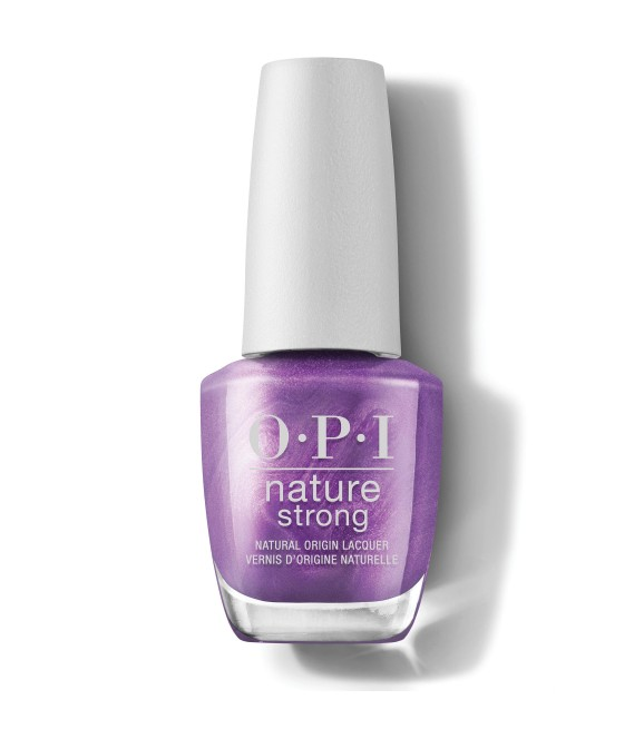 Achieve Grapeness  15ML | Vernis A Ongles Vegan | OPI Nature Strong