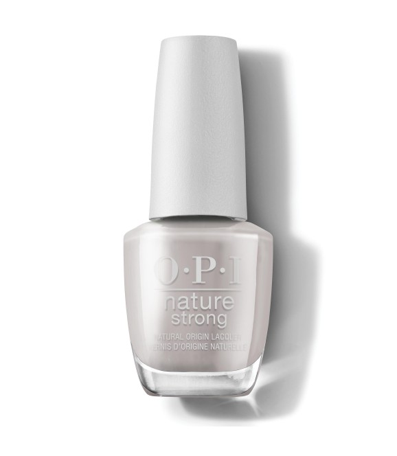 Dawn Of A New Gray15ML   Vernis A Ongles Vegan   OPI Nature Strong