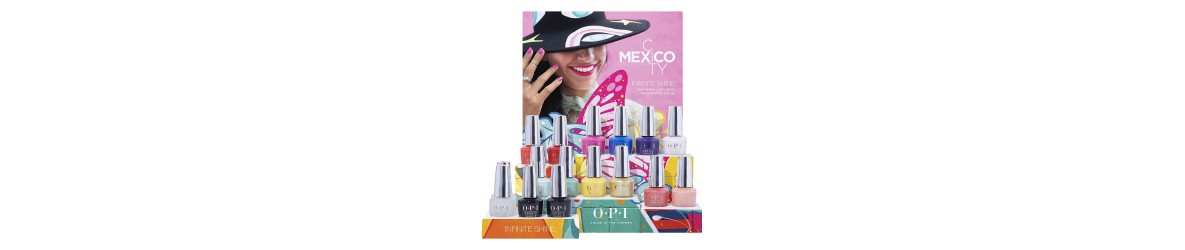 OPI Infinite Shine Mexico City 2020