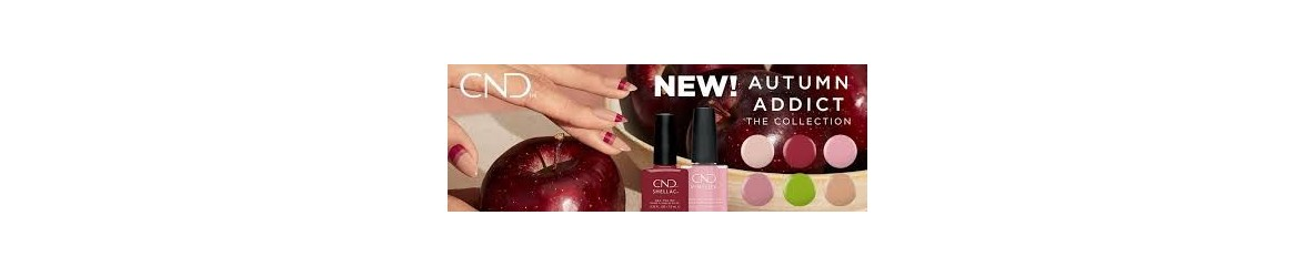Collection Shellac semi permanent   Autumn Addict Collection 2020