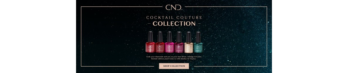 CND Shellac Cocktail Couture Hiver 2020
