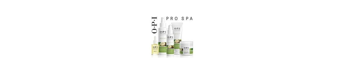 OPi ProSpa, soins, cremes, huiles cuticle, gommages