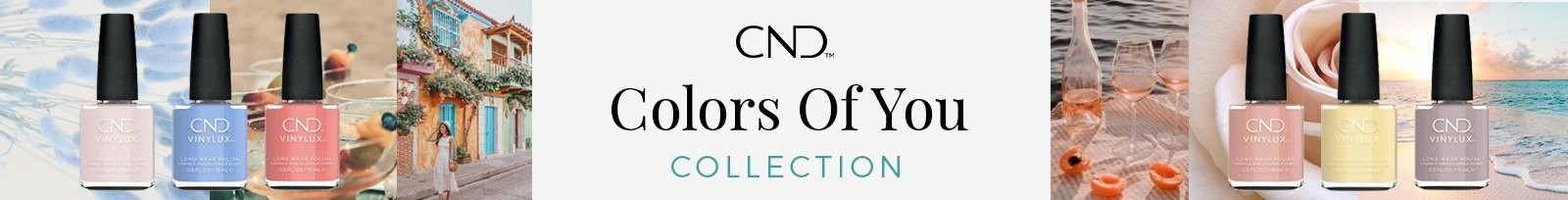 The Colors of You 2021 Collection