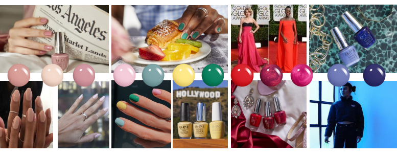 OPI HOLLYWOOD