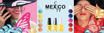 OPI GELCOLOR MEXICO CITY 2020
