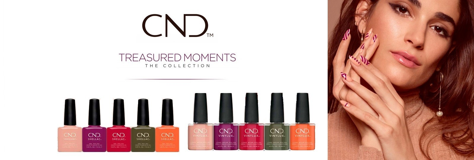CND SHELLAC Treasured Moments