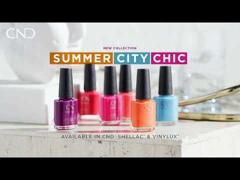 SHELLAC CITY CHIC ETE 2021
