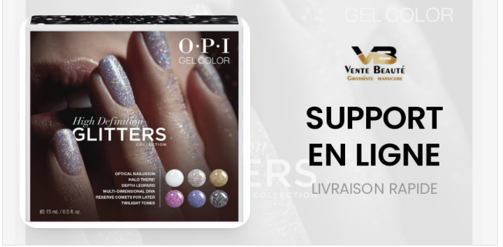 OPi High Definition Glitters