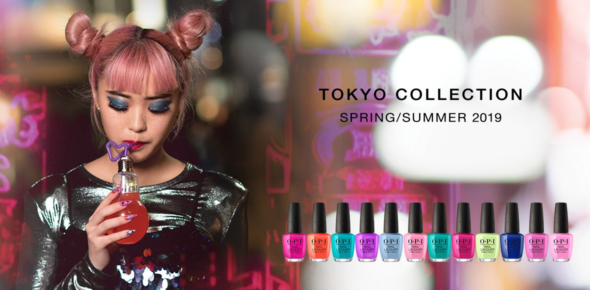 OPI - TOKYO COLLECTION