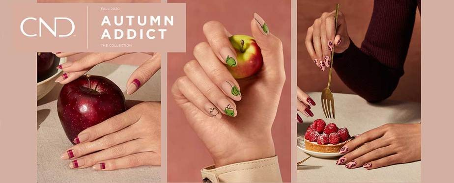 Shellac Autumn Addict Collection 2020